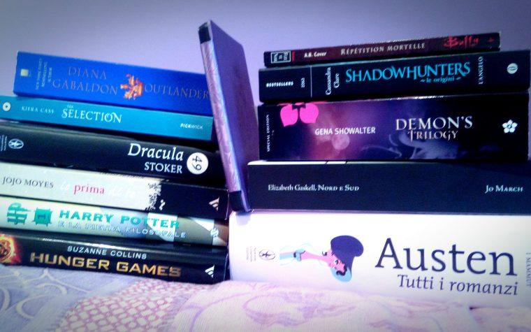 Libri dalla A alla Z Book Tag