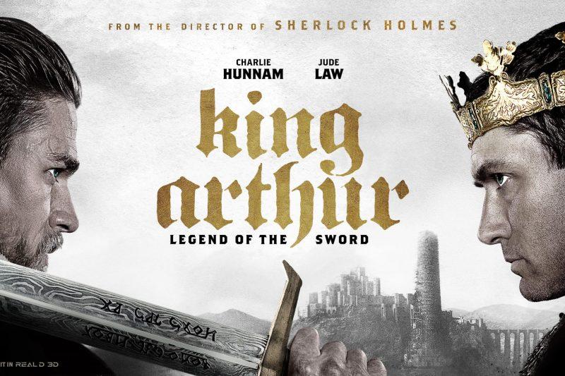 """Ho visto """"King Arthur: Il Potere della Spada"""" e…"""