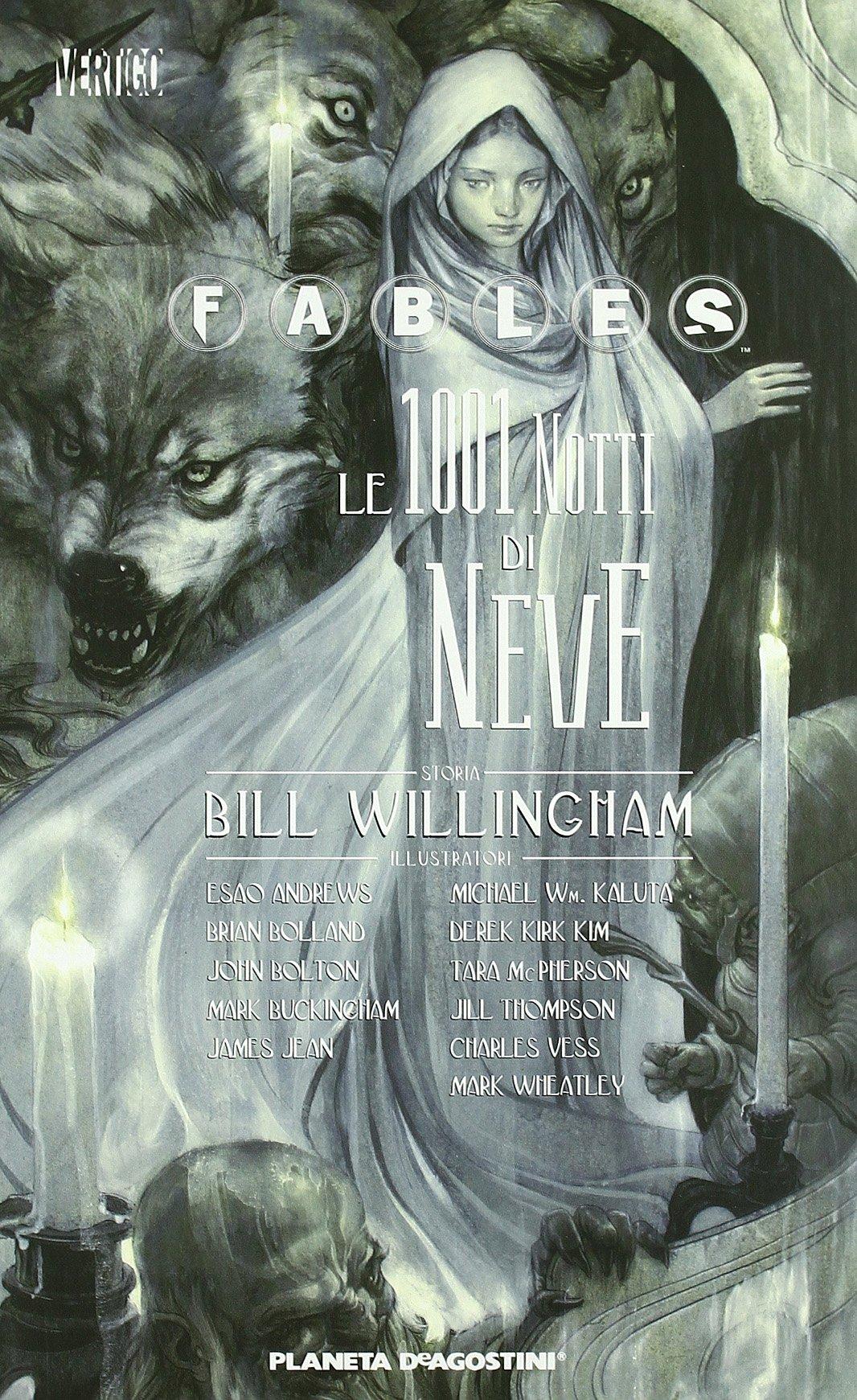 Fables: 1001 Notti di Neve