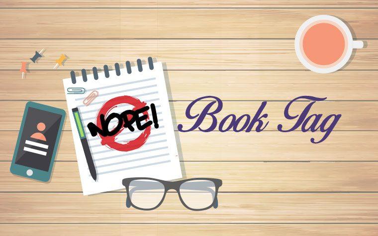 Nope Book Tag