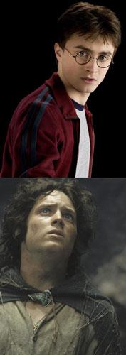 Harry—Frodo