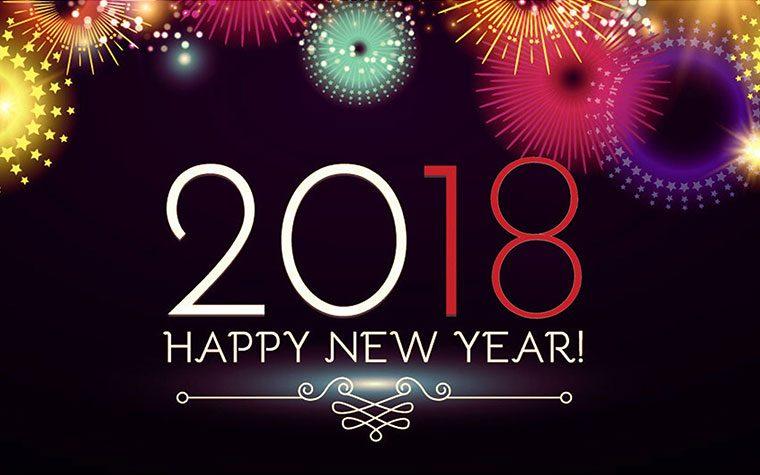 Buon 2018 e propositi per il nuovo anno