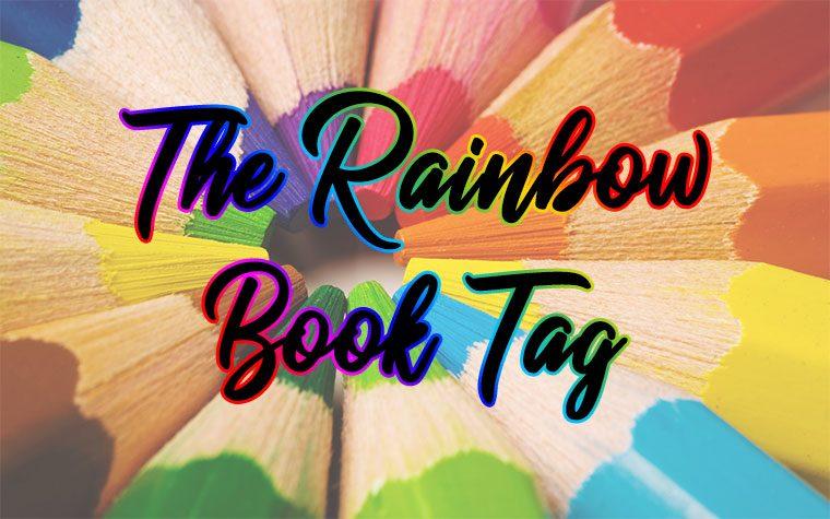 The Rainbow Book Tag