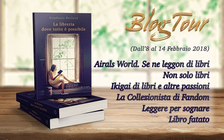 Blog Tour – La libreria dove tutto è possibile. Vinci una copia del libro!