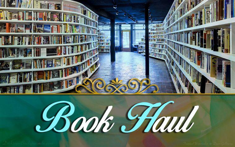 Book Haul – Aprile 2018