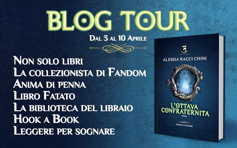 Blog Tour – L'ottava confraternita. Case, Hotel… e Fantasmi nei libri e nei film