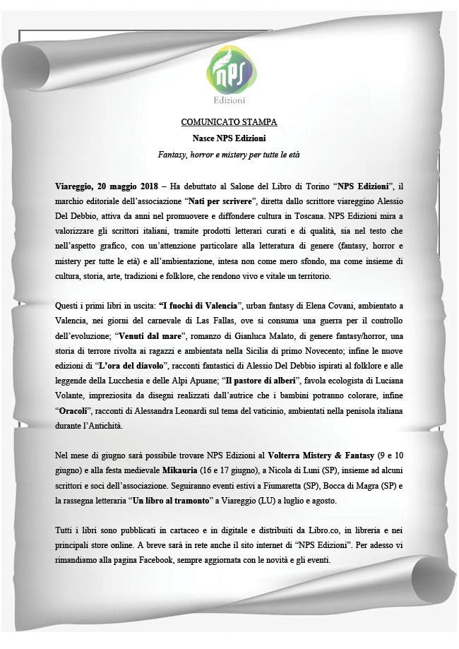 SPOTLIGHT - NPS Edizioni