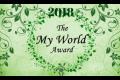 My World Award 2018