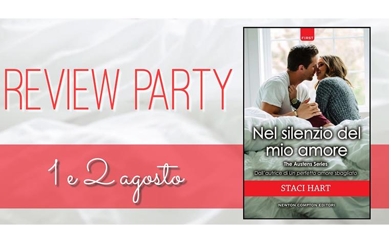 Review Party – Nel silenzio del mio amore di Staci Hart