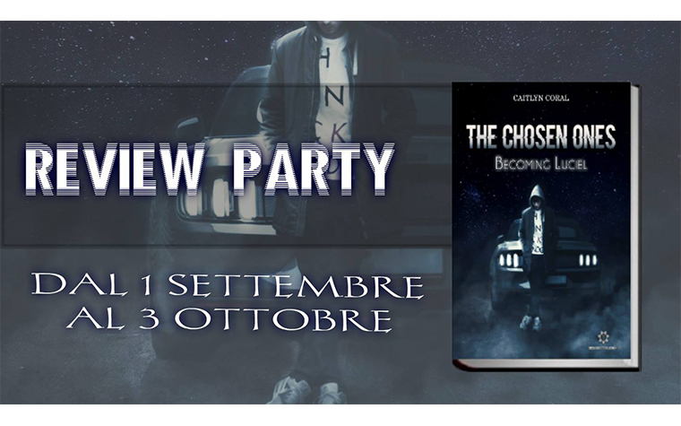 Review Party – The chosen ones di Caitlyn Coral