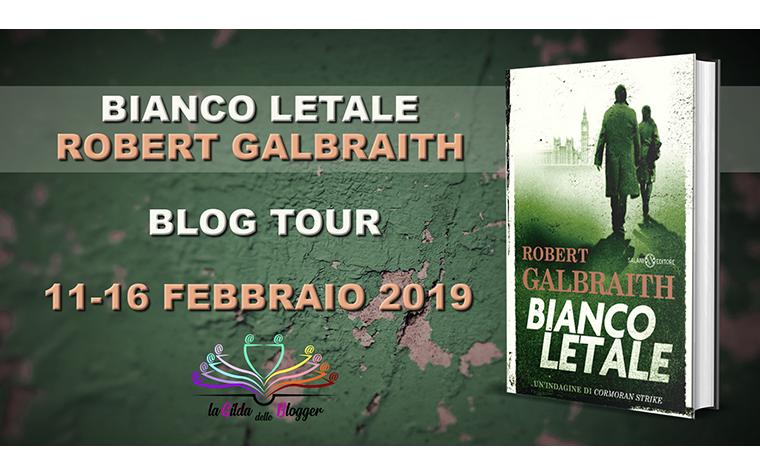 Blog Tour – Bianco Letale di Robert Galbraith