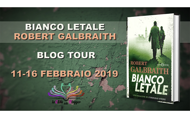 Blog Tour – Bianco Letale di Robert Galbraith