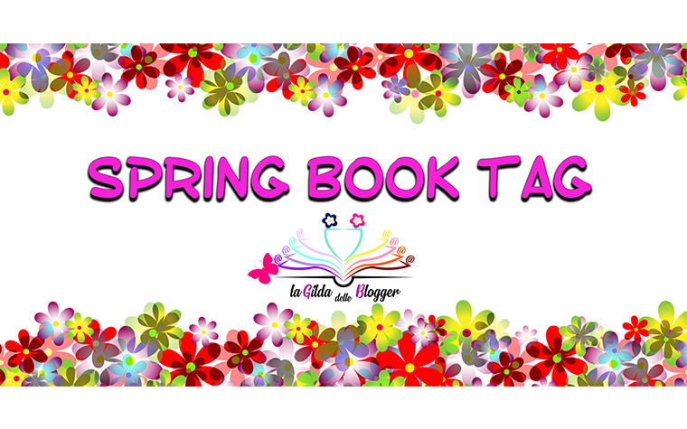 Spring Book Tag
