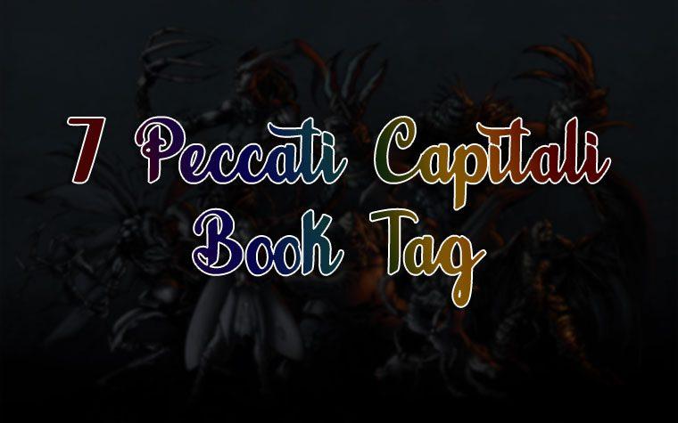 I 7 peccati capitali Book Tag