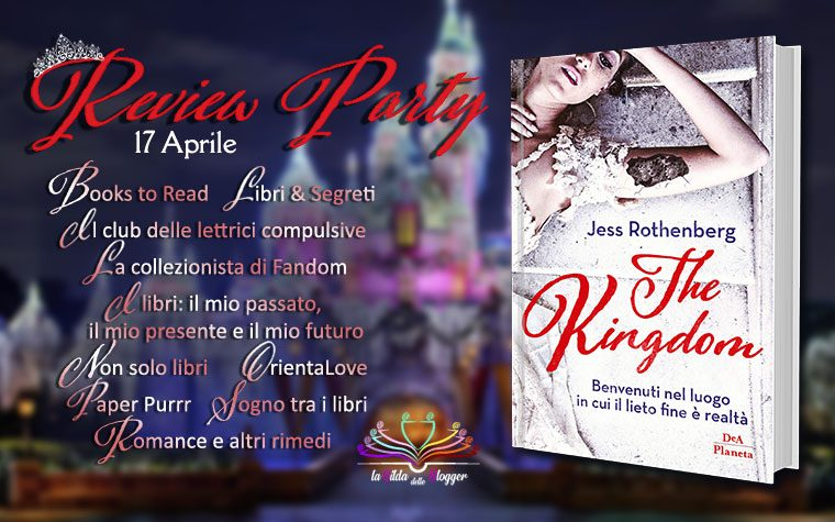 Review Party – The Kingdom di Jess Rothenberg