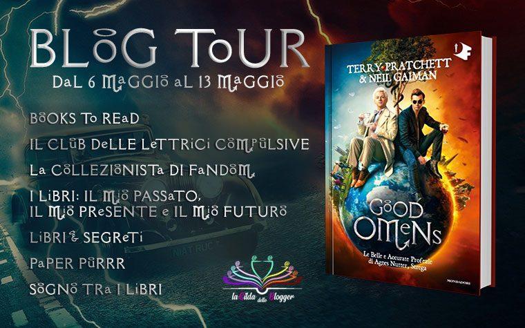 Blog Tour – Good Omens