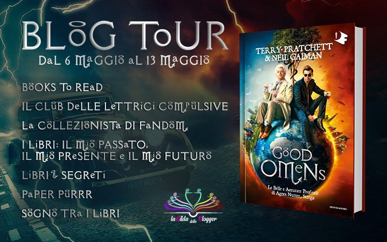 Blog Tour – Good Omens