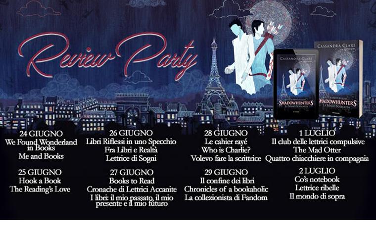 La mano scarlatta – Review Party