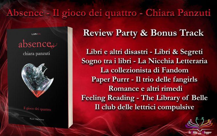 Absence: Il gioco dei quattro – Review Party
