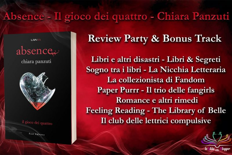 Absence: Il gioco dei quattro – Review Party