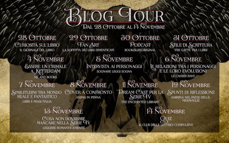 Calendario Blog Tour