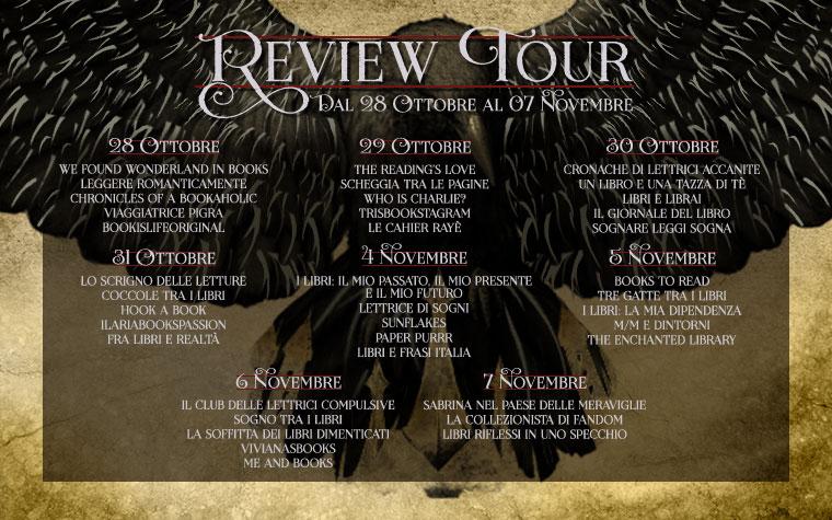 Calendario Review Tour