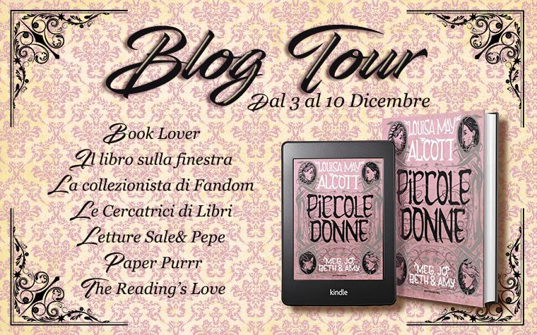 Piccole Donne – Blog Tour