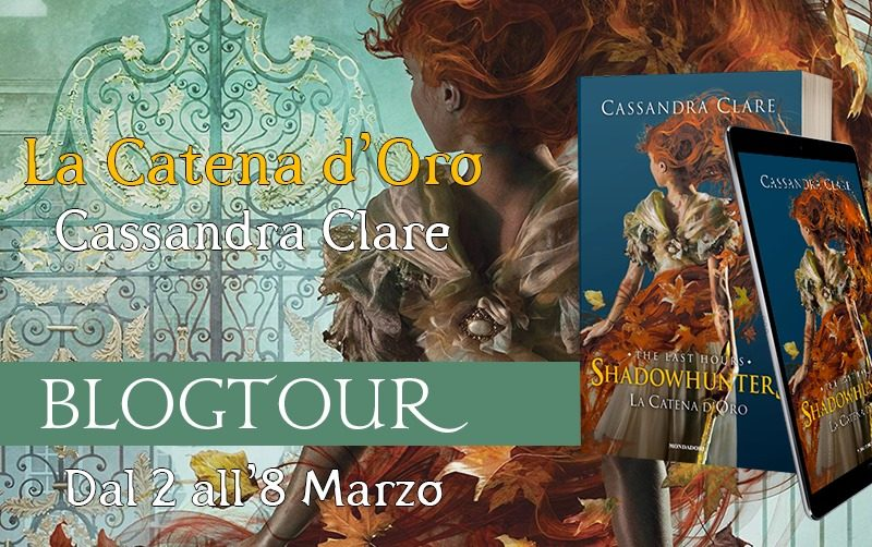 La Catena d'Oro – Blog Tour