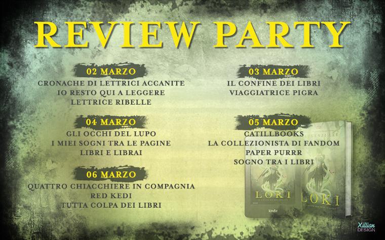 Calendario Review Party
