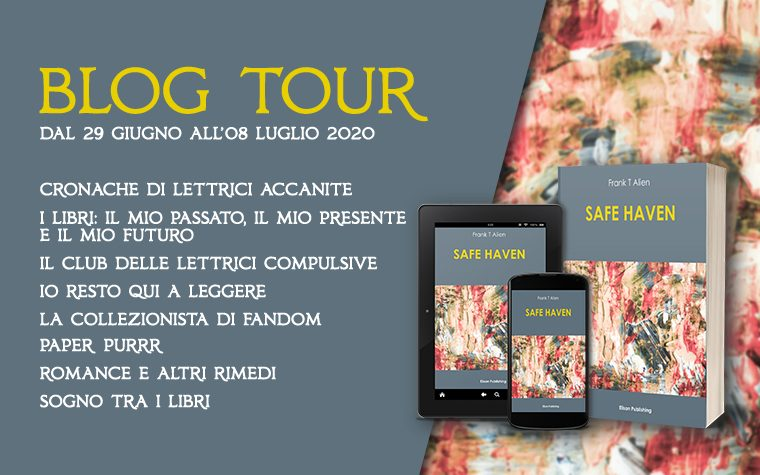 Safe Haven – Blog Tour