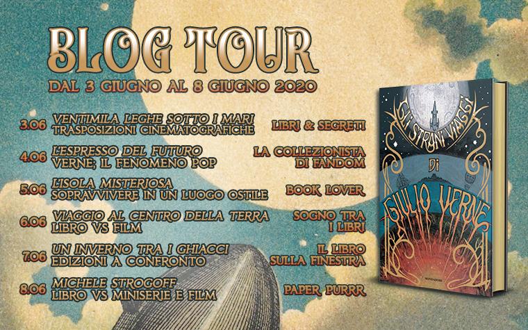 Jules Verne - Calendario Blog Tour
