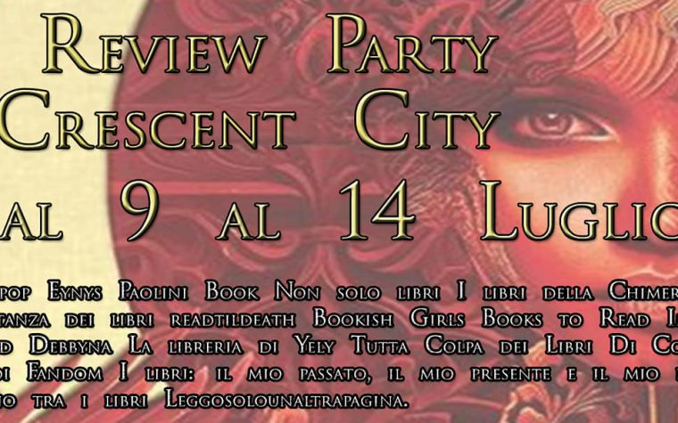 Crescent City di Sarah J. Maas