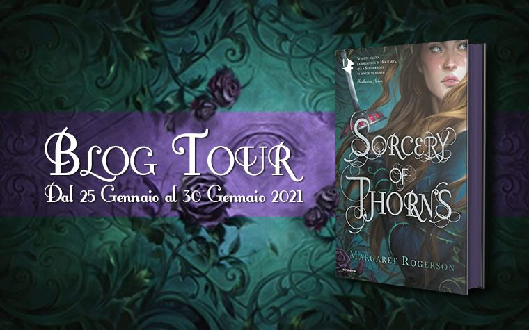 Sorcery of Thorns – Blog Tour