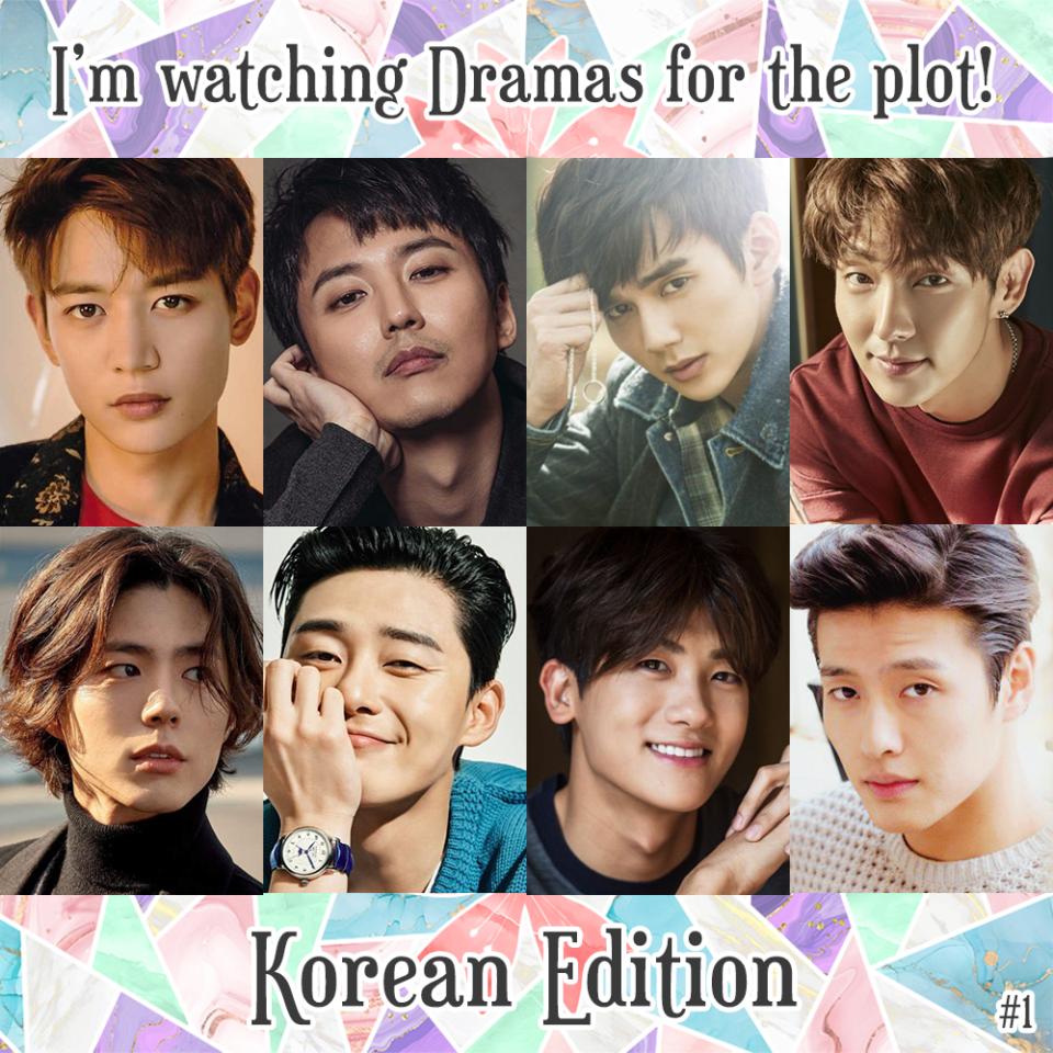 40 Questions Korean Drama - Meme